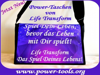 "Life Transform - Power Tasche ""Gross"""