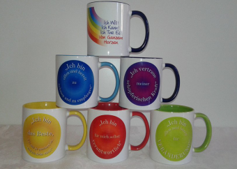 Power-Tasse SET